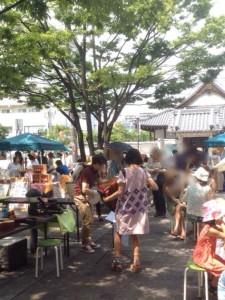 2014.07.20  イタミ朝マルシェ 10